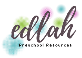 edlah preschool resource logo