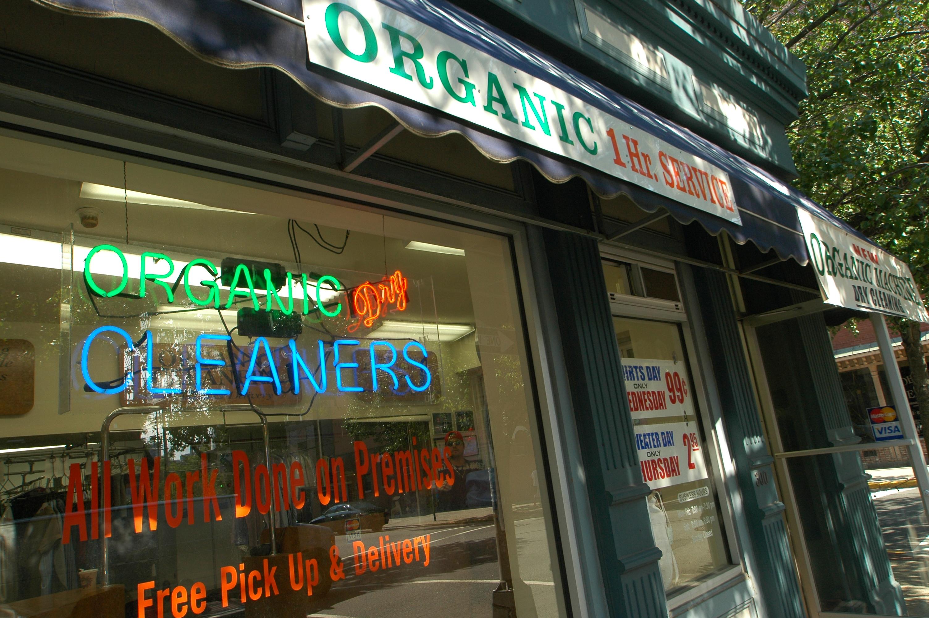 1st Street Organic Cleaner