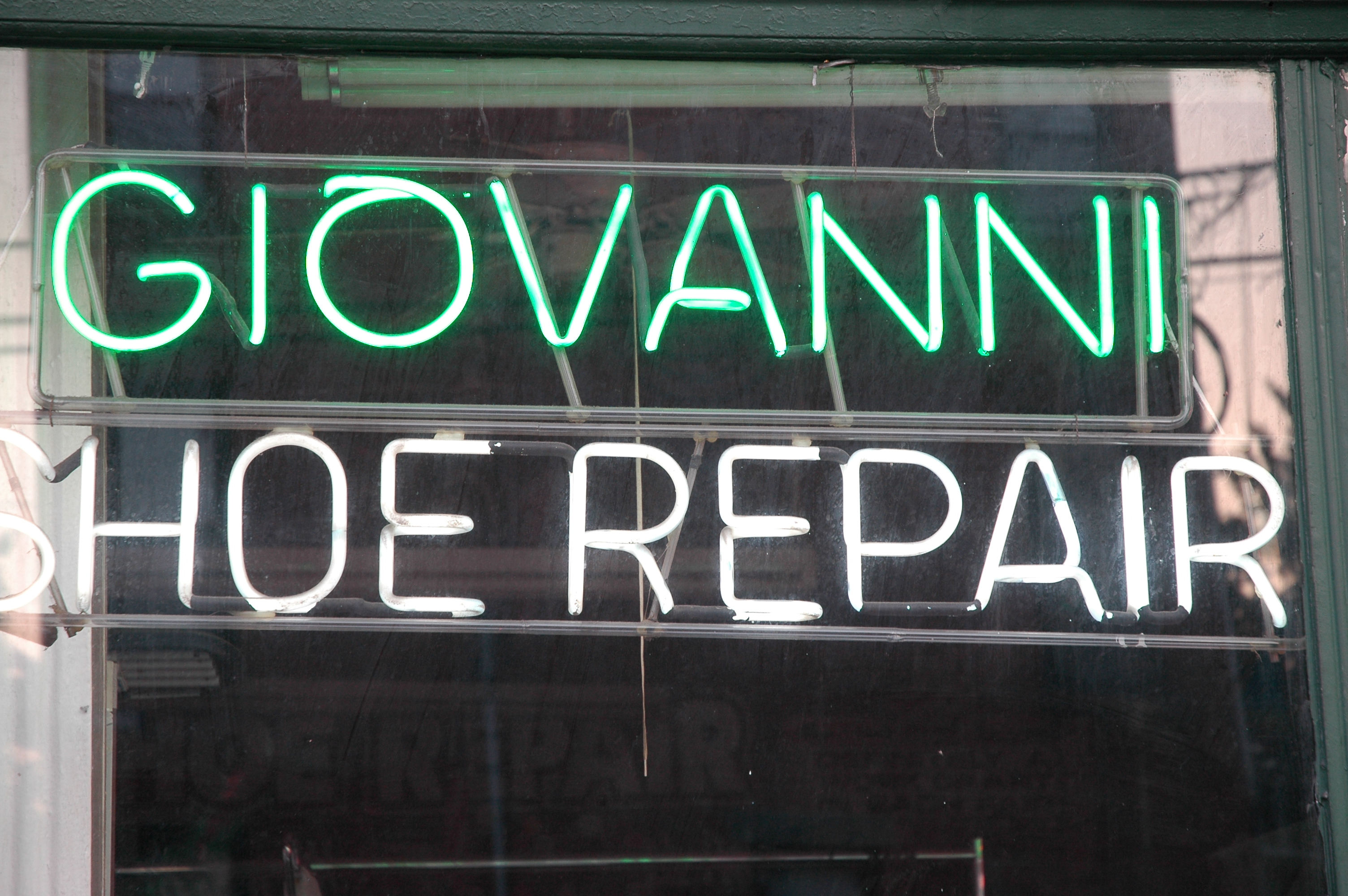 Giovanni Hoe Repair