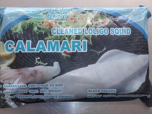 Wild Calamari T&T