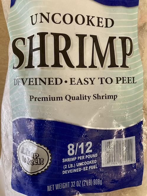 WS 8/12 Shrimp - ExtraColossal