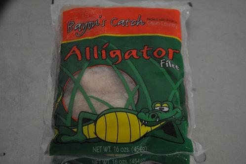 WS Alligator Meat