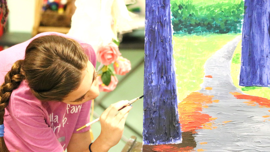Importance of Art for Young Minds!