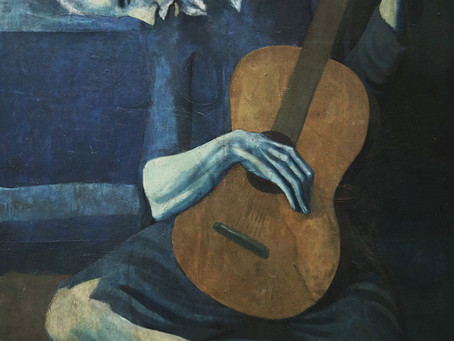 The Blue Period by Picasso