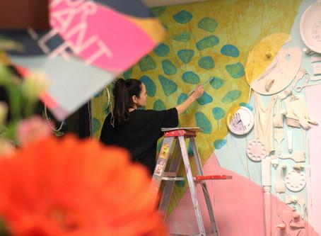 Creating an Art Installation!