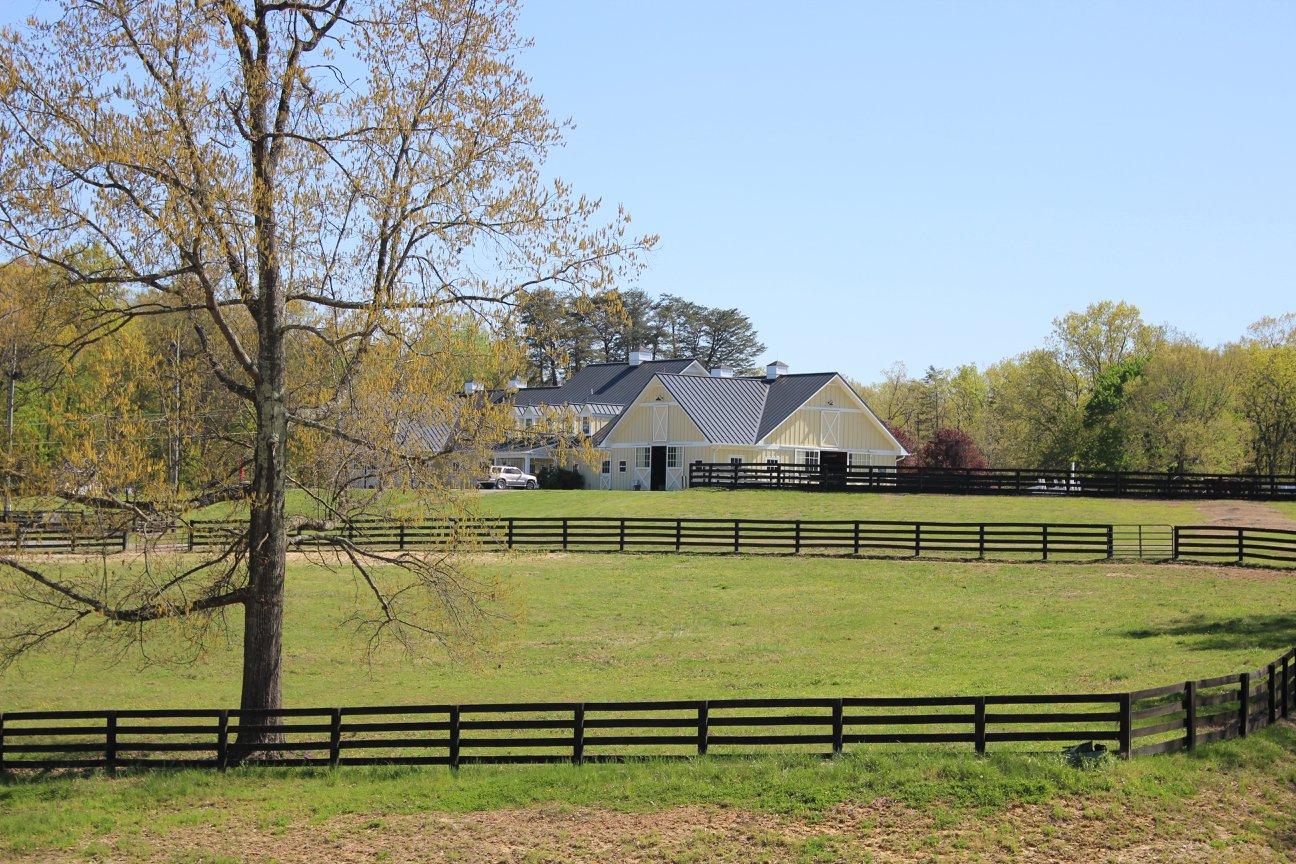 Whitestone Farm Pastures & Paddocks