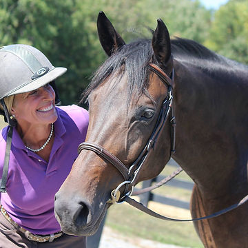 Whitestone Farm Trainer Carol Hawley