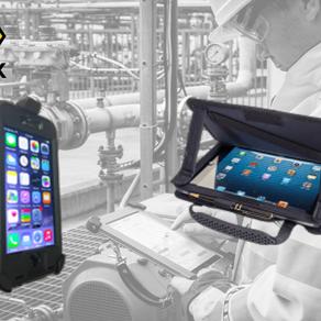Smartphonesog Tablets som fungerer i svært tøffe forhold