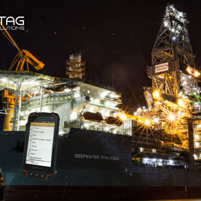 TESSALink for EX Inspections offshore reduces time spent with 50%!