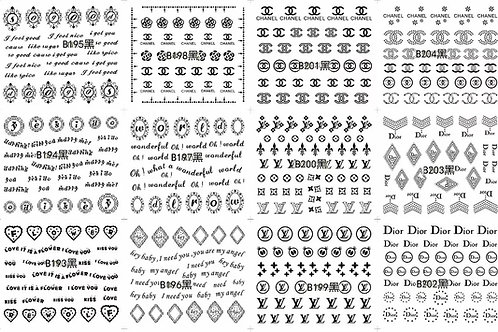 Water Decal Stickers