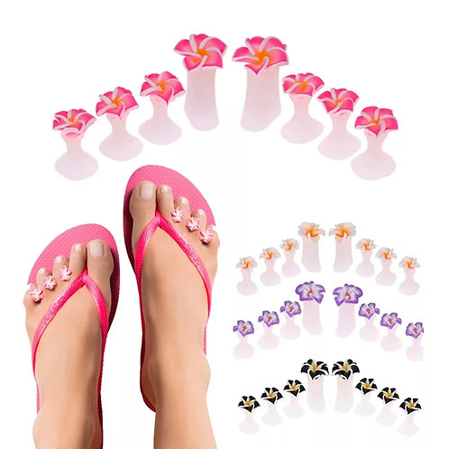 Flower Toe Separators