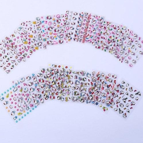 Hello Kitty Stickers