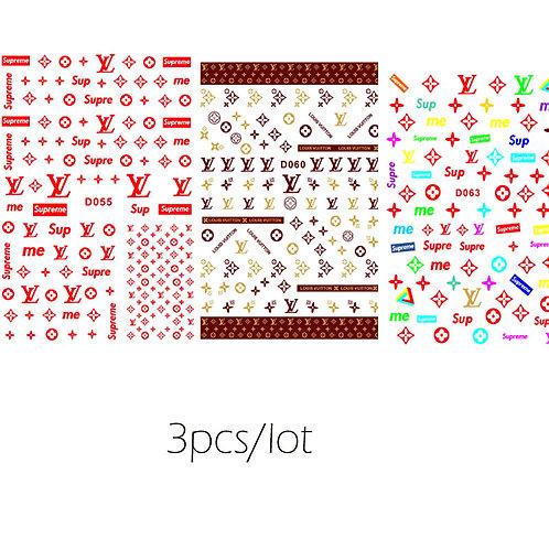 Designer Stickers