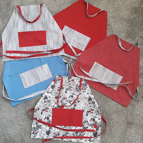Kitchen apron Adults £20/Kids £15, Buy Together £30