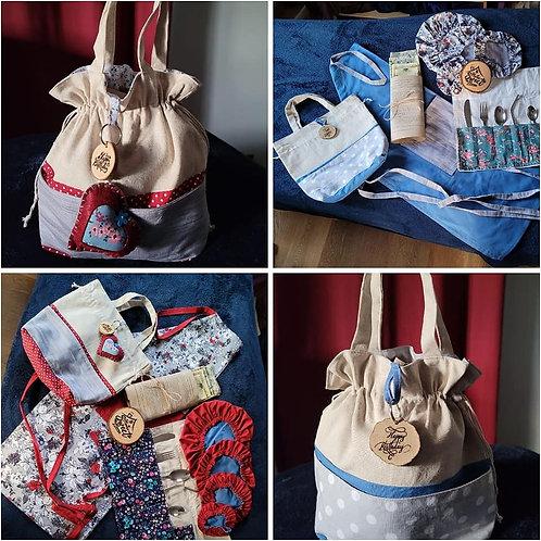 """Gift bag """"I love my kitchen"""""""