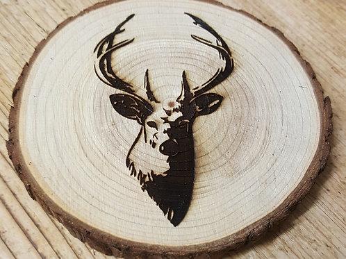 Coaster Deer (may be personalised)