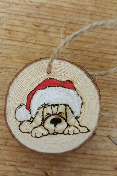 Christmas tree or Stocking decoration