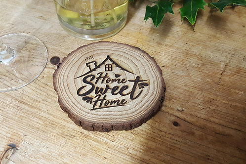 Coaster Home Sweet Home (may be personalised)