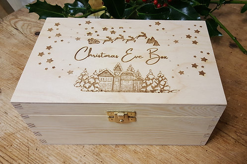 Christmas Eve Box (add name or message on side)