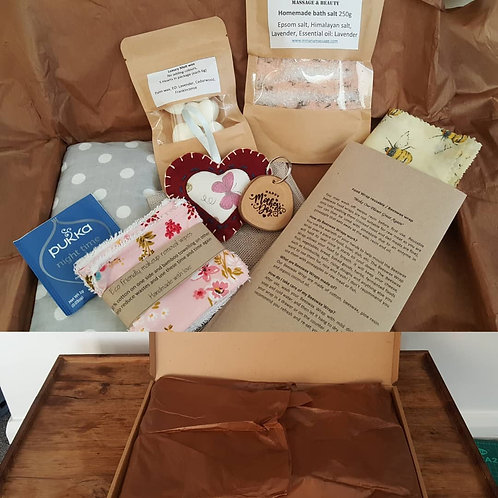 Gift in post box - Mothers day, Birthday or any day gift
