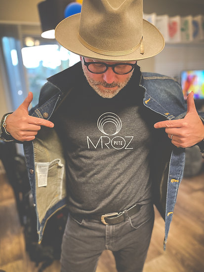 MROZ Family Circles - Men's T-Shirt