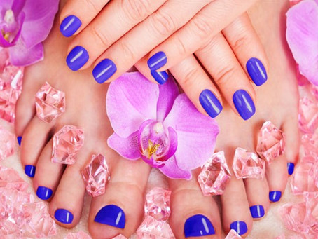 All About Manicure And Pedicure