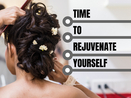 Rejuvenate yourself with hair spa