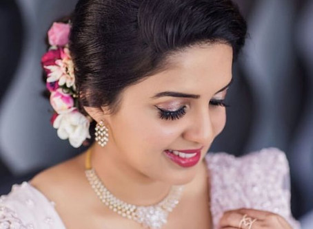 10 Bridal makeup products you need for your Wedding day !!