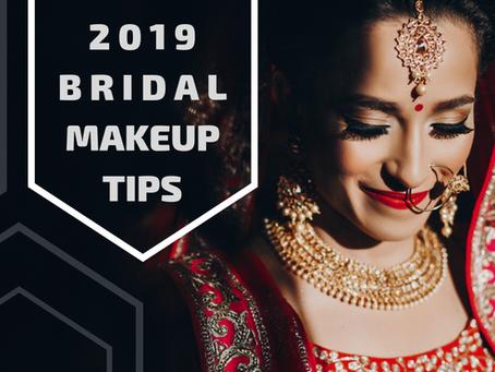 2019 Bridal Makeup Tips