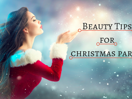 Beauty tips for this Christmas by Lyra