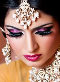 Bridal Makeup in Thrissur. wedding day makeup. makeup for bride