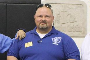 Donnie Ross, Sellersburg Celebrates volunteer