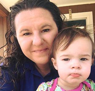 Candi Graves, Sellersburg Celebrates volunteer
