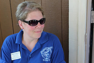Stephanie Pruitt, Sellersburg Celebrates volunteer