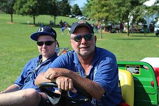 Rick Cannon, Sellersburg Celebrates volunteer
