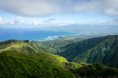 WAIHE'E RIDGE TRAIL--MAUI