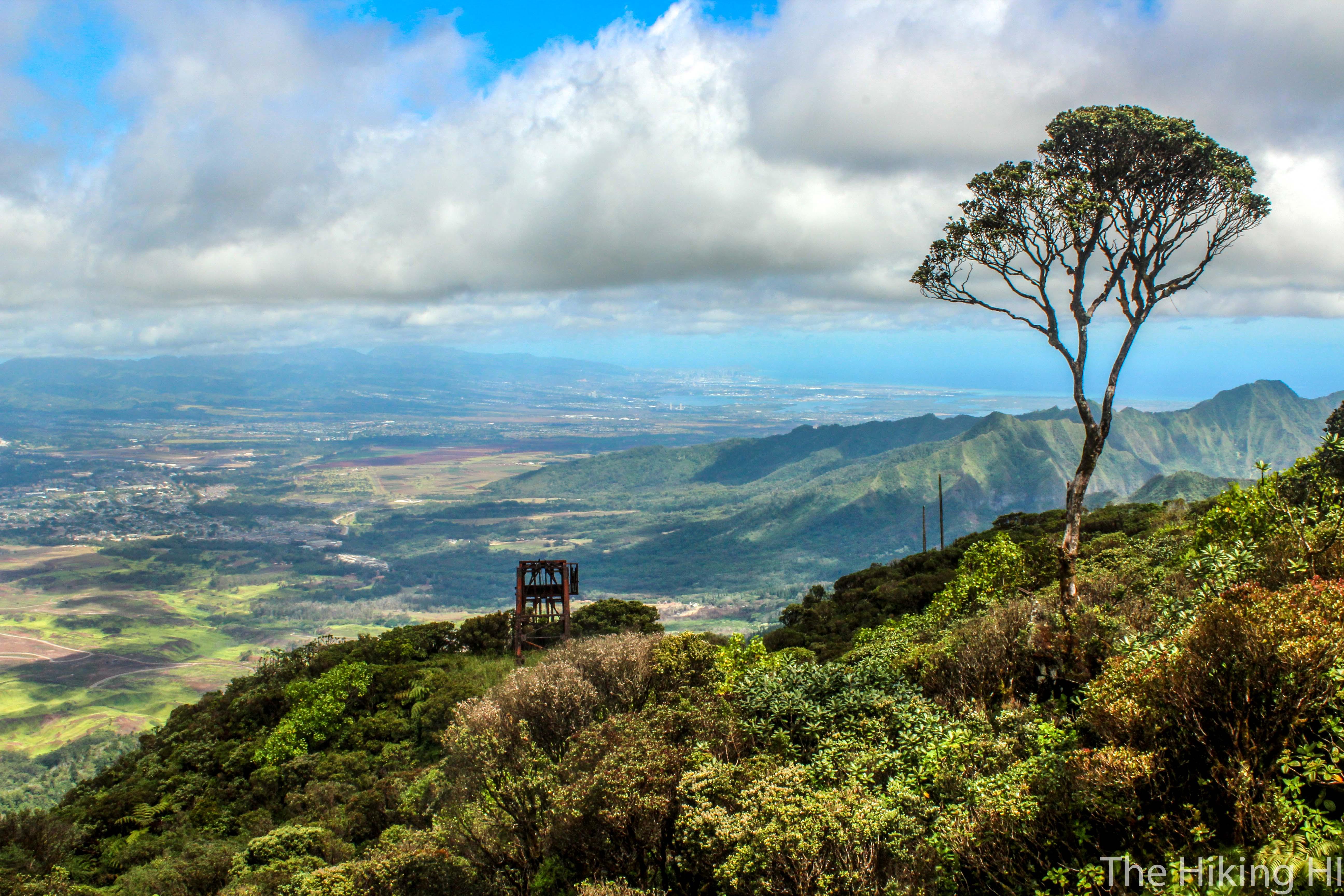 On Top of Oahu
