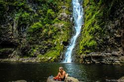 Moa'lua Falls