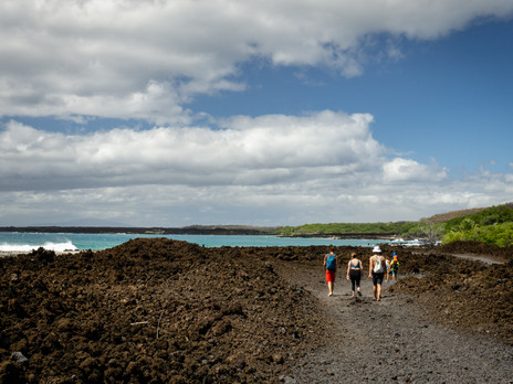 HOAPILI TRAIL and THE KING's HIGHWAY--MAUI
