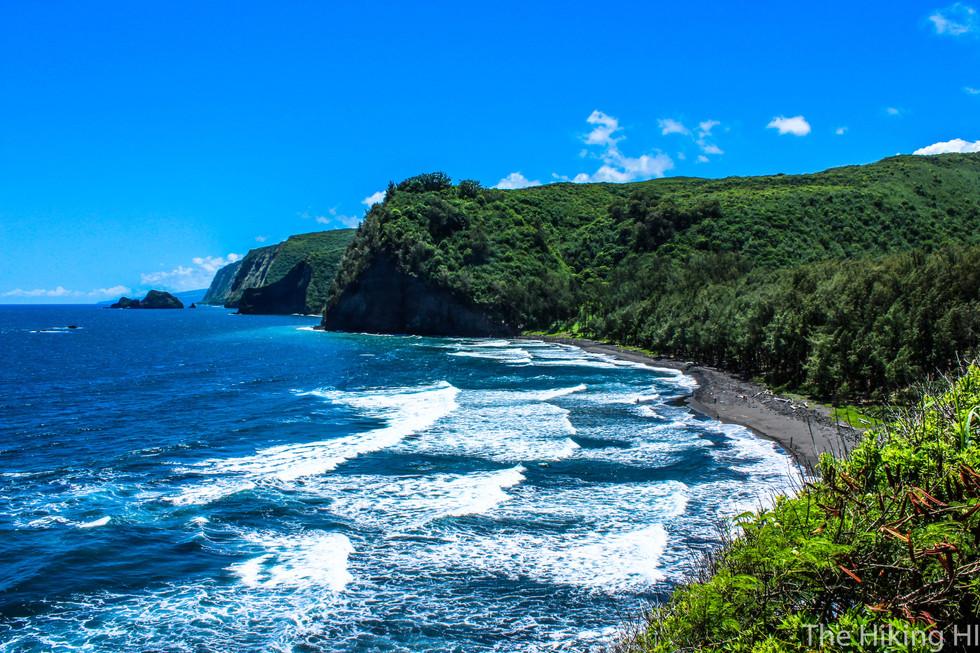 POLOLU VALLEY TRAIL--BIG ISLAND