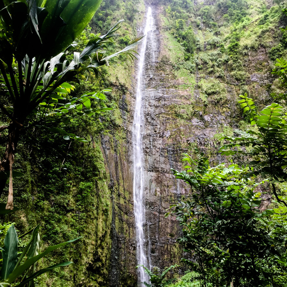 HANA to LAHAINA: A TRIP AROUND MAUI