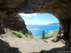 Upper Makua Cave