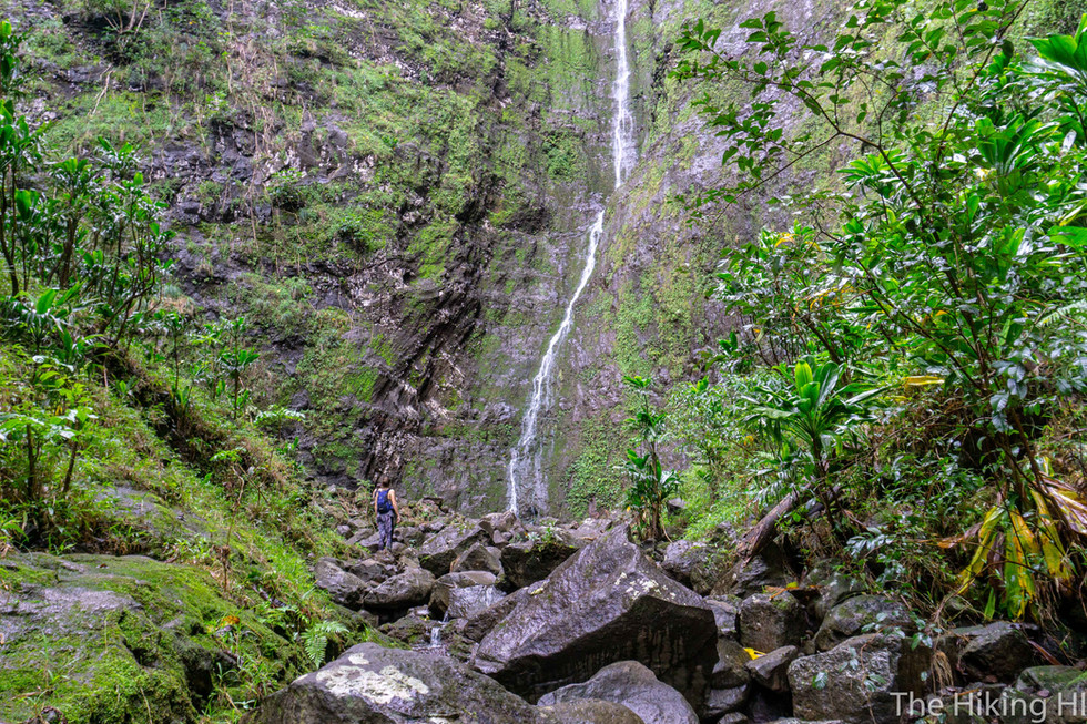 Makaua Falls
