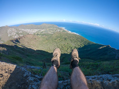 KOKO CRATER RIM LOOP HIKE
