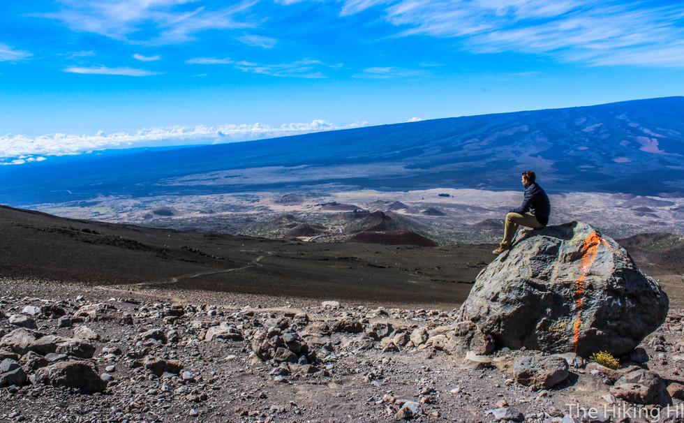 MAUNA KEA: HIKING THE HIGHEST PEAK IN HAWAII--THE BIG ISLAND
