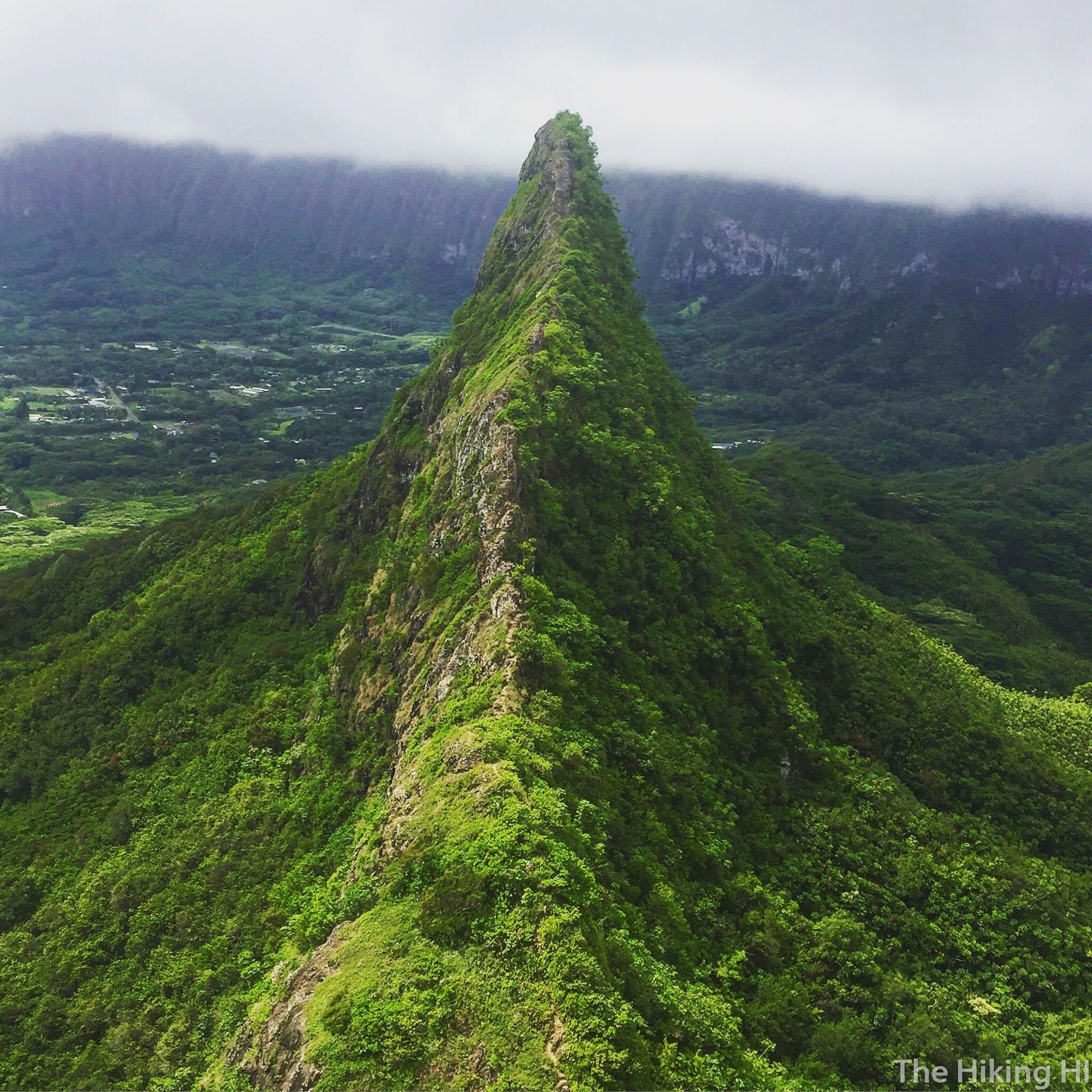 The Third Peak