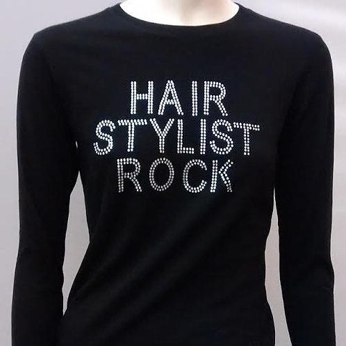 Hair Stylist Rock
