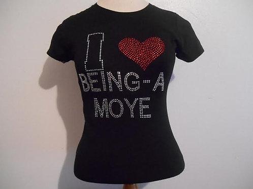 I Love Being A Moye'