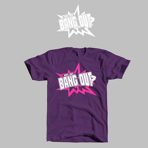 Bang Out (Purple)