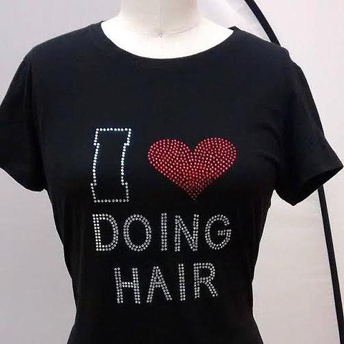I Love Doing Hair